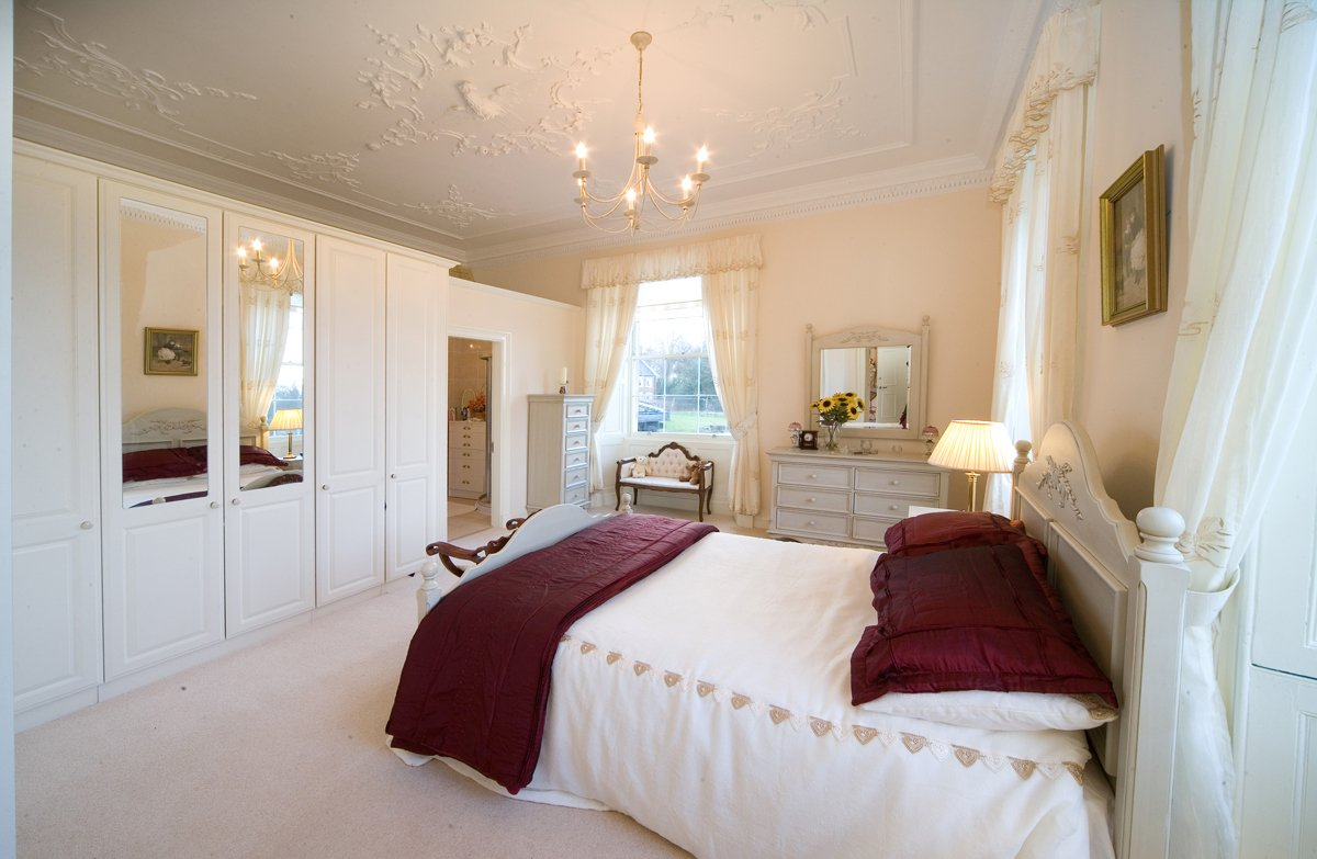 Bedroom - The Mansion House