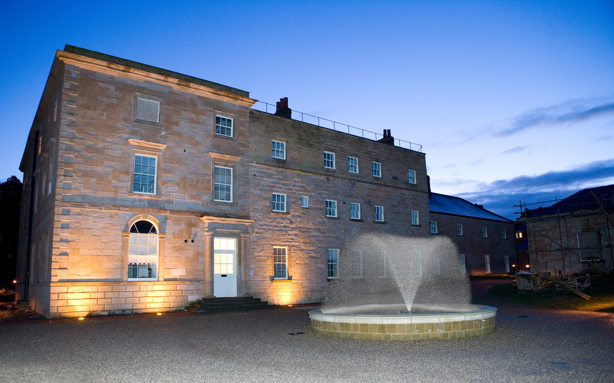 External shot of The Mansion House by McCarrick Homes