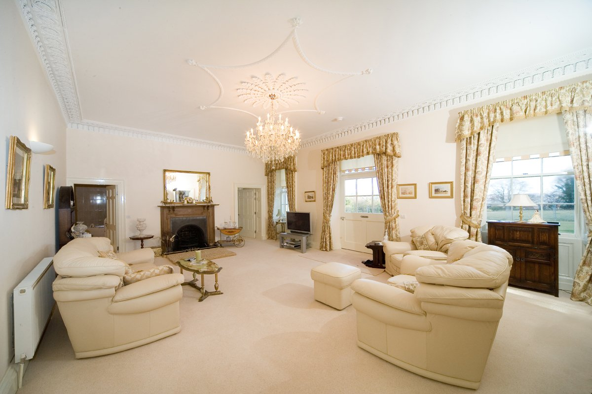 Lounge, The Mansion House